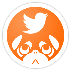 Pug Rescue of Sacramento back on Twitter!